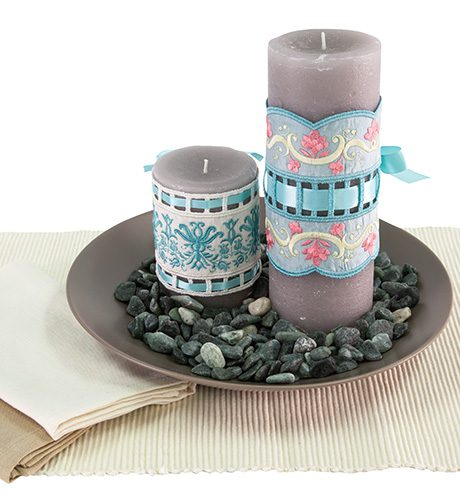 Anita Goodesign Candle Wraps